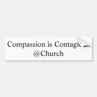 """La """"compasión es pegatina del @Church contagioso"""""""