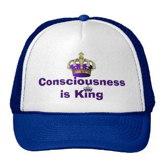 La conciencia es gorra del rey