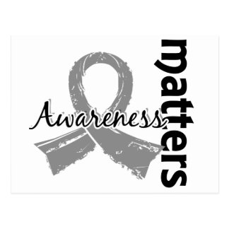 La conciencia importa la diabetes juvenil 7 tarjeta postal