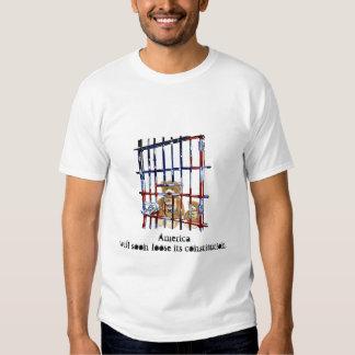 la constitución camisetas