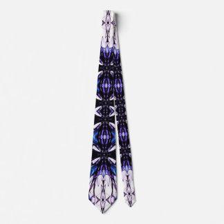 La corbata de los hombres modelados mosaico