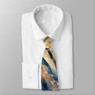 La corbata de los hombres nativos tribales mágicos