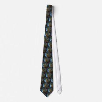 La corbata del arte de los hombres de cristal