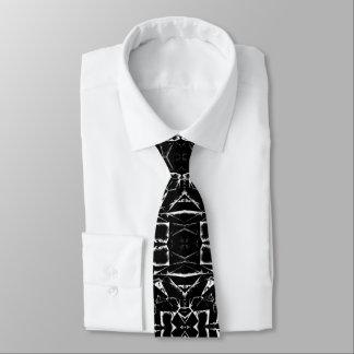 La corbata del dragón de los hombres negros del