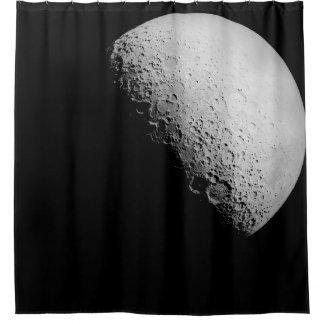 La cortina de ducha de la luna el |