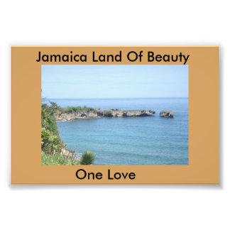 La costa este de Jamaica Arte Fotográfico