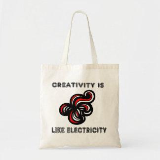 """La """"creatividad es como la bolsa de asas clásica"""