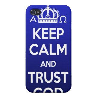 La cubierta cristiana religiosa del caso del iPhon iPhone 4/4S Funda