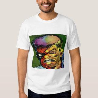 La cubierta fea fabulosa de la taza de los tebeos camisetas