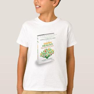 La cubierta no lucrativa feliz, sana 3D Camiseta