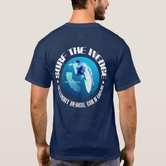 La cuña camiseta