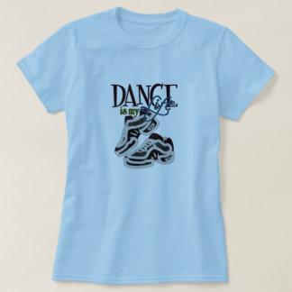 La danza es mi camiseta de la vida