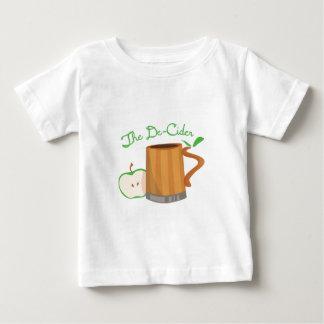 La De-Sidra Camisetas