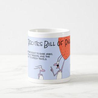 La Declaración de Derechos de las hormigas Taza De Café