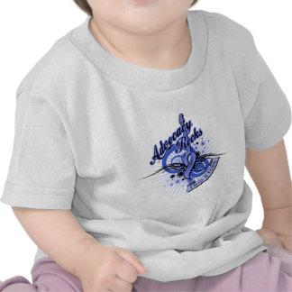 La defensa oscila al cáncer del esófago camiseta