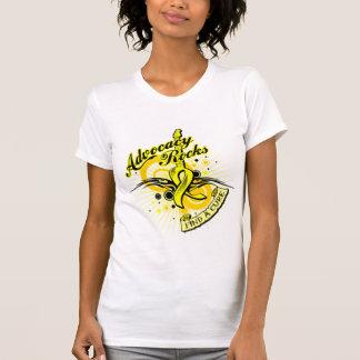 La defensa oscila el sarcoma camisetas