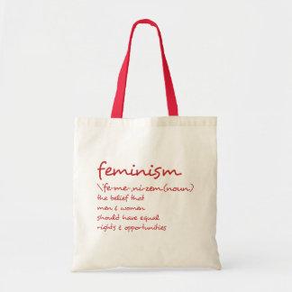 La definición del feminismo