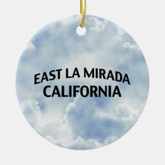 La del este Mirada California Adorno Para Reyes