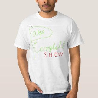La demostración de Paige Campbell Camiseta