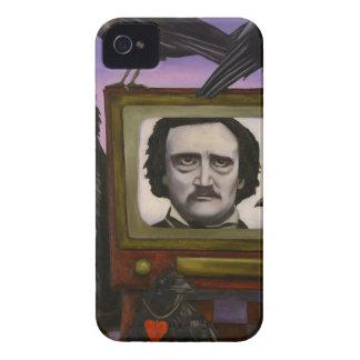 La demostración del Poe Funda Para iPhone 4 De Case-Mate