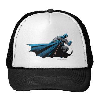 La derecha fuerte de la mirada de Batman Gorras