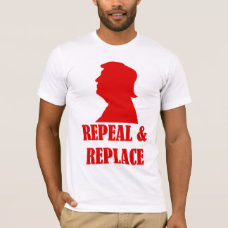 La derogación del triunfo y substituye la camiseta