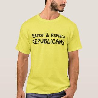"""La """"derogación divertida y substituye a camiseta"""