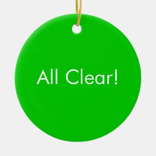 La descarga en curso/toda la puerta clara del cuar ornaments para arbol de navidad
