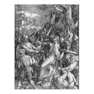 La detención del Jesucristo, 1510 Postal