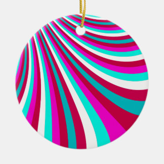 La diapositiva maravillosa del arco iris del trull ornamento para reyes magos