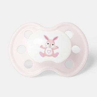 La ducha de bebés del bebé personaliza destinos chupete