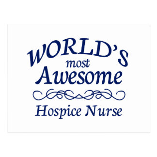 La enfermera más impresionante del hospicio del mu postal