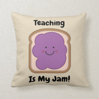La enseñanza es mi almohada de tiro del atasco