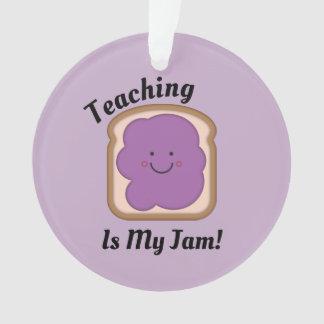 La enseñanza es mi ornamento del atasco