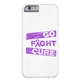 La epilepsia va curación de la lucha funda de iPhone 6 barely there