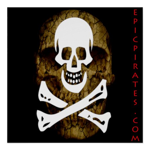 La epopeya piratea la bandera #12 poster