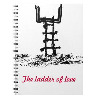 La escalera del amor libretas