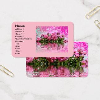 La escuela casera de la oficina personaliza tarjeta de visita