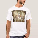 La escuela del fresco de Atenas de Raffaello Camiseta