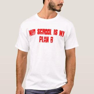 La escuela del MED ES mi camiseta del plan B
