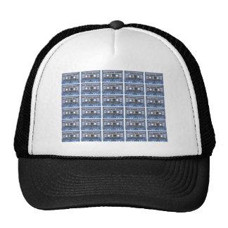La escuela vieja oscila las cintas de casete gorra