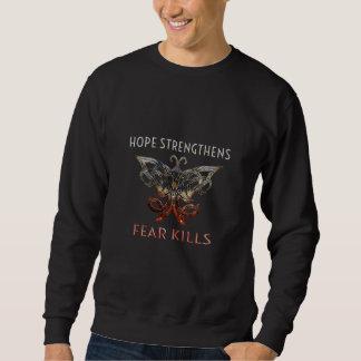 La esperanza consolida la camiseta de los hombres