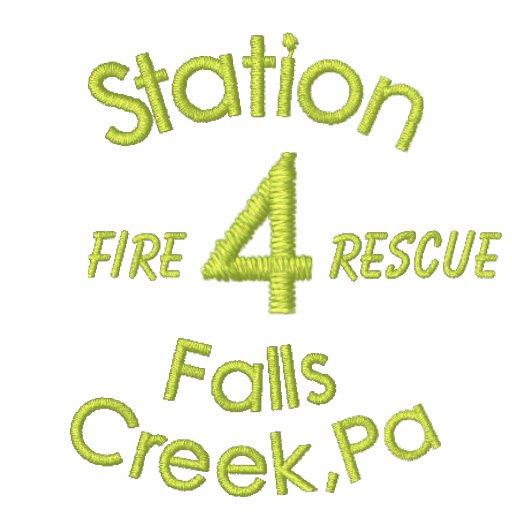La estación, 4, cae la cala, PA, fuego, Rescate-Su