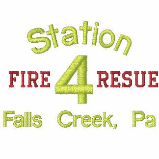 La estación, 4, fuego, Resue, cae cala, PA-Sudader