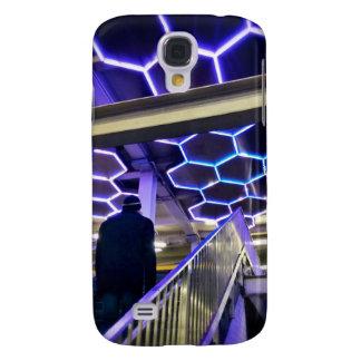 La estación de metro de la calle de Bleecker Funda Samsung S4