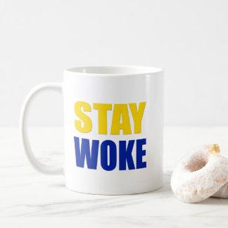 La estancia despertó la taza