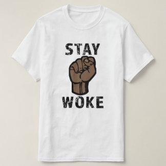 La estancia despertó - las vidas negras importan - camiseta