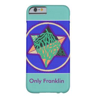 La estrella arraiga la caja del teléfono de Iphone Funda Barely There iPhone 6