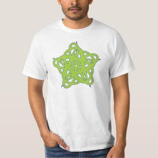 la estrella verde camiseta