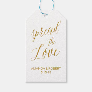 La etiqueta el | del favor del boda separó el amor